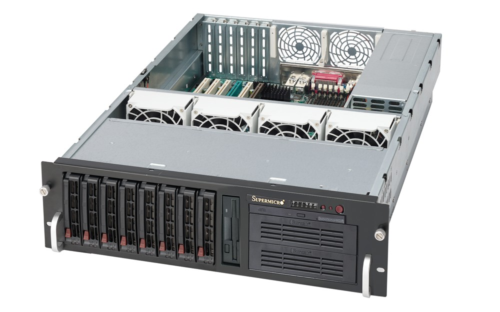 Core Technologies: Supermicro Rack, Tower, Blade and Twin Servers