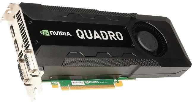 Supermicro Workstations Quadro GPU